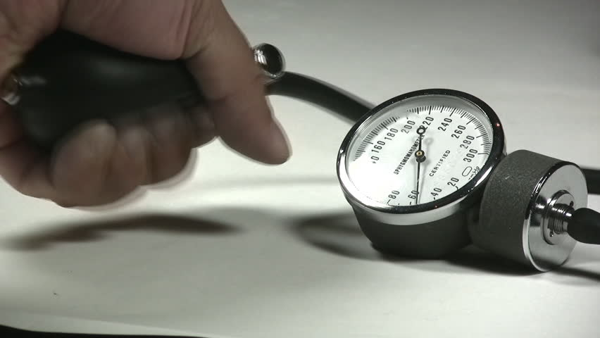 Measuring blood pressure