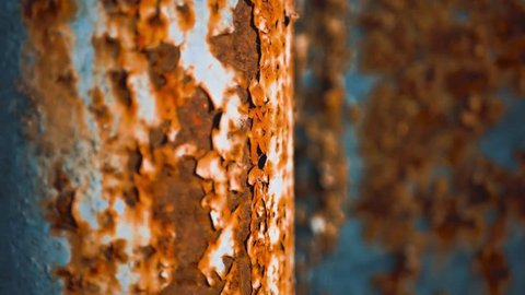 a corrosion background or texture