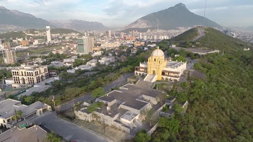 MONTEREY, MEXICO - CIRCA, JULY 2017: