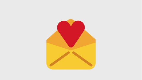 message envelope icons