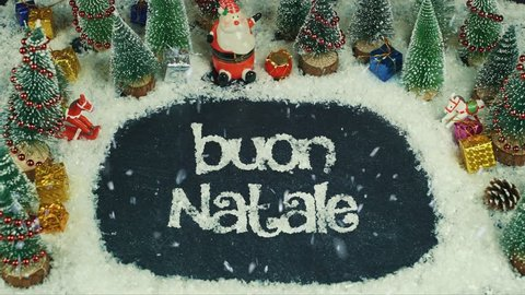 Buon Natale Meaning In English.Italian Words Stock Video Footage 4k And Hd Video Clips Shutterstock