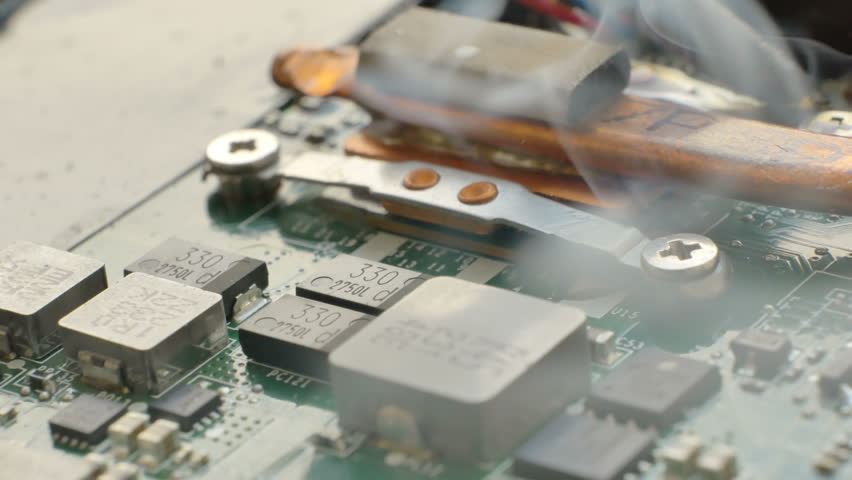 Workshop On Electronics Repair  a Stock Footage Video (100% Royalty-free)  1008346741 | Shutterstock