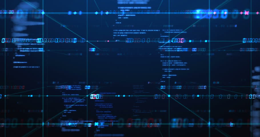 Programming code abstract technology background footage,concept of software developer and Computer script.4k seamless loop | Shutterstock HD Video #1008360601
