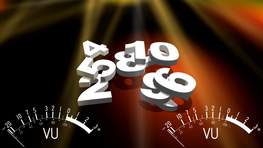 Countdown  Opening, Beginning, Start  Music, Stock Footage Video (100%  Royalty-free) 1008545911 | Shutterstock