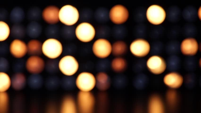 Wall of light Lights flashing spotlight wall stage led blinking chromlech club Lights Flashing VJ Loops Floodlight Lighting Wall