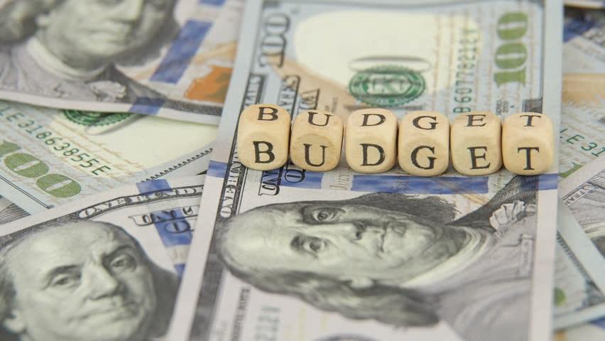Header of budget
