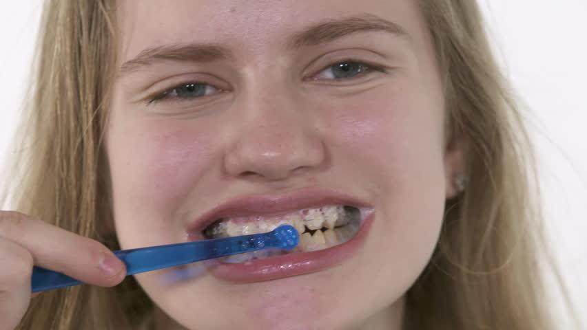 Teen oral