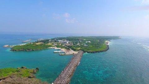 Kudakaisland Nanjocity Okinawa Japan
