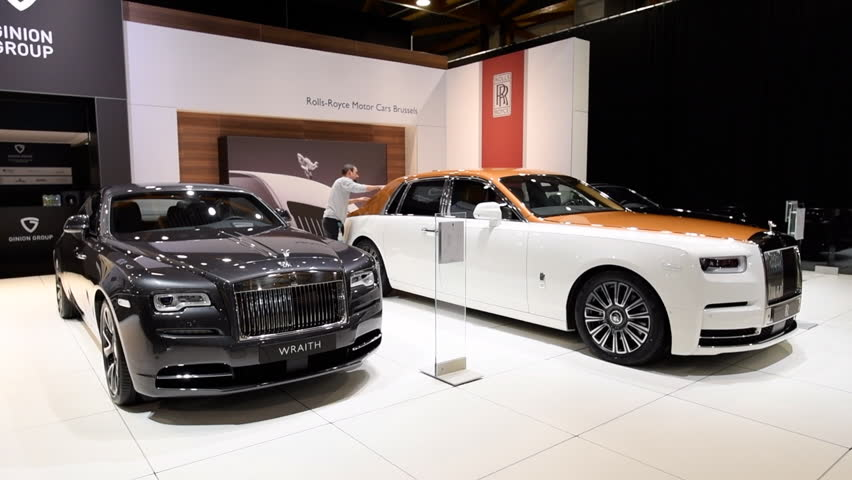 Rolls Royce RoyaltyFree Stock Video In K And HD Shutterstock - Paragon casino car show 2018