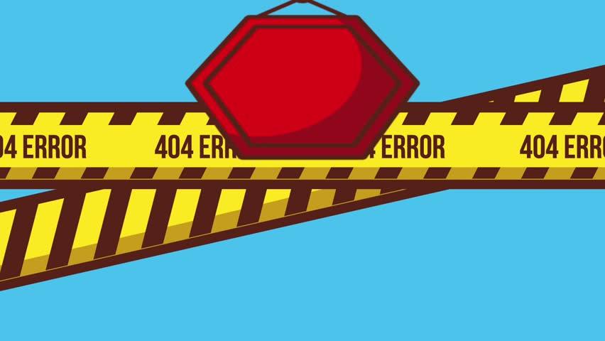 Header of 404