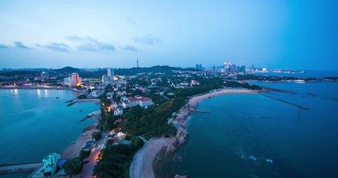 Qingdao Badaguan timelapse