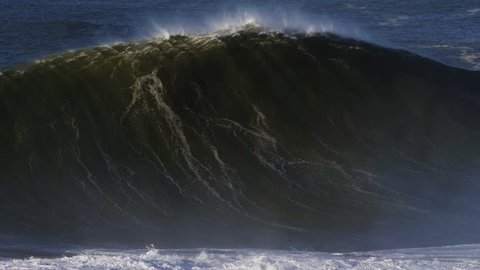 Big Wave Breaking 1