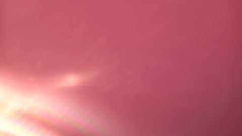 Pink Film Burn Light Leaks 4K - Overlay this on your footage to produce beautiful Effect