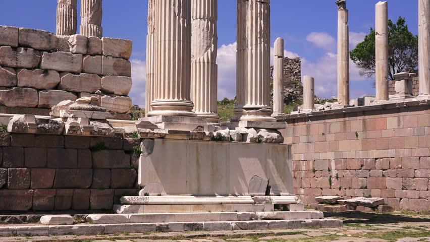 Header of Trajan