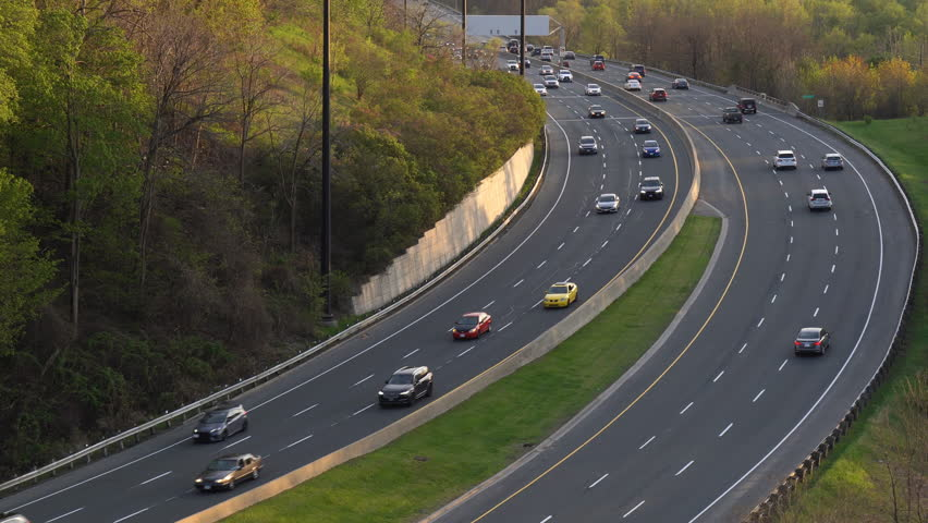 Multiple lane highway Footage #page 8 | Stock Clips