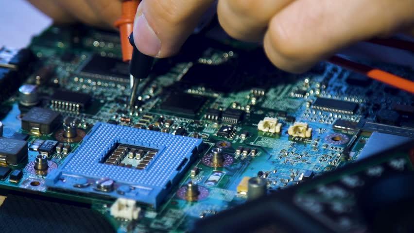 Electronic Workshop Courses  Computer Repair  Video de stock (totalmente  libre de regalías) 1011249761 | Shutterstock