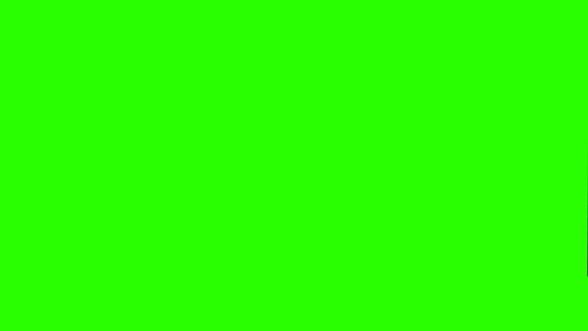 5 Shots of 3D CG Clapperboard 1 on Chroma Key with Matte / Alpha (just in case you like that better)