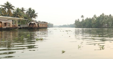 Houseboat Kerala India