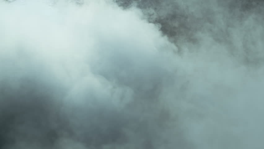 Smoke on a black background - realistic overlay for different projects (Red Epic Shoot)   Shutterstock HD Video #1012057031