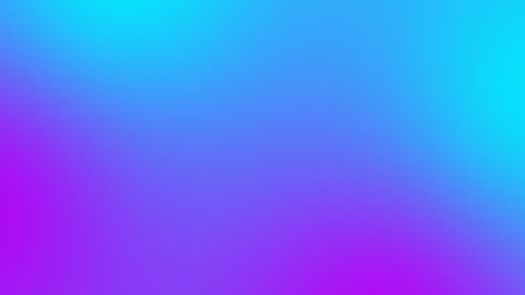 Dynamic motion animation. Smooth gradient background