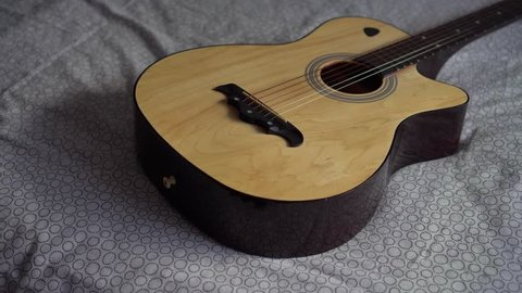 Guitar Bed Stock Video Footage 4k And Hd Video Clips Shutterstock
