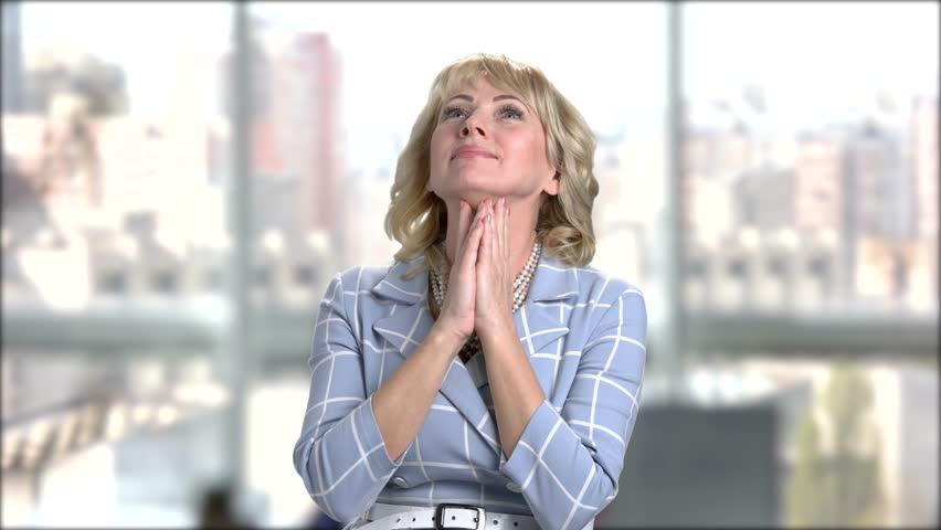 SOPHIA: Mature blonde wife loves