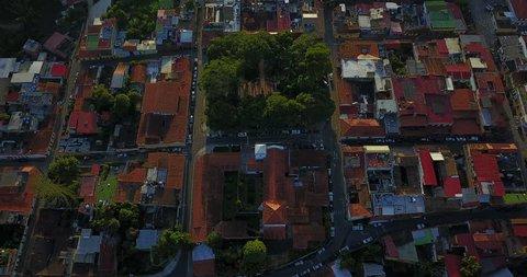 Square walk place Simon Bolivar El Hatillo Caracas Venezuela