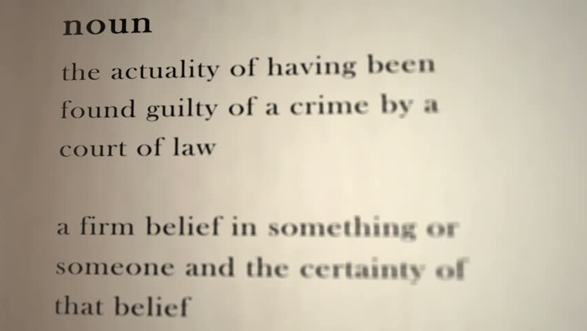Assuredness definition