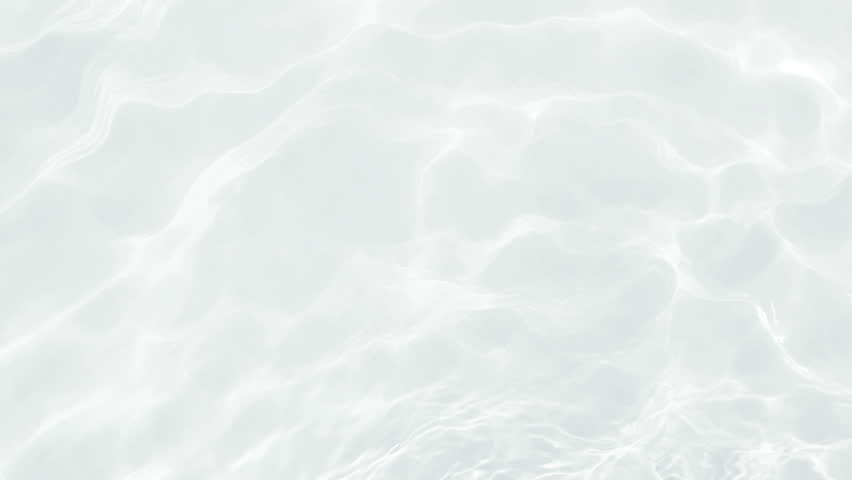 Clean Water Slow Motion looping with Refraction and Reflections ripples and wave, top view texture sea side white sand, sun shine  water loop background, 3d simulation animation | Shutterstock HD Video #1013166071