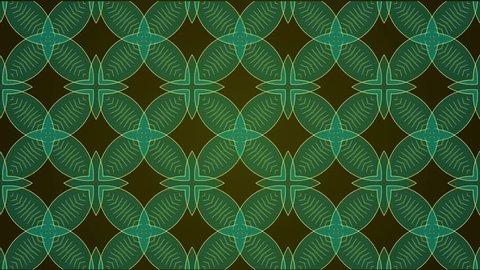 Vintage style mandala art animated pattern background, useful for motion  graphics, wedding, birthday, invitation , looped mandala pattern  background, retro style mandala design animation background