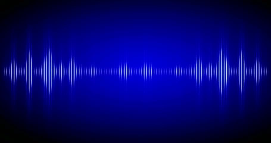 Audio waveform equalizer. | Shutterstock HD Video #1013566751