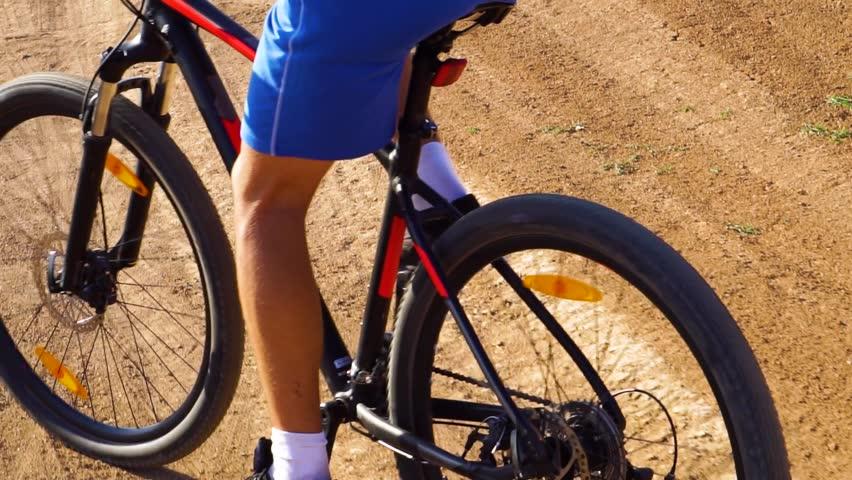 Bike sport mountain bike ride | Shutterstock HD Video #1013666981