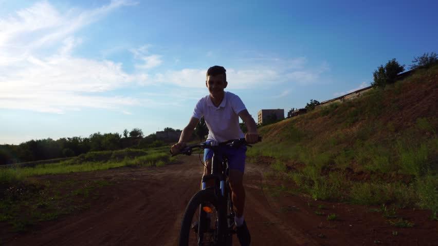 Bike sport mountain bike ride | Shutterstock HD Video #1013667011