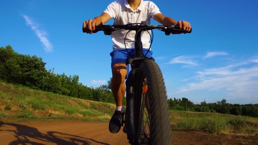 Bike sport mountain bike ride | Shutterstock HD Video #1013667221