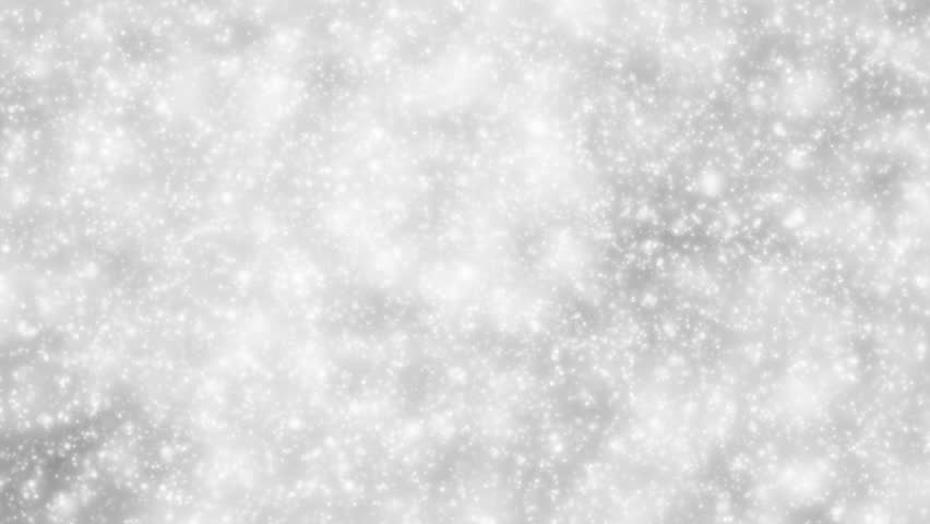 Flight Through White Galaxy Space  Stock Footage Video