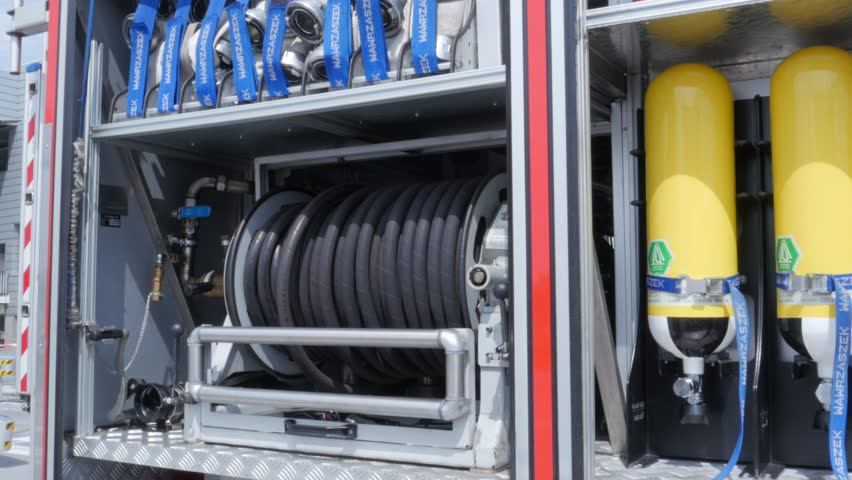 fire engine equipment