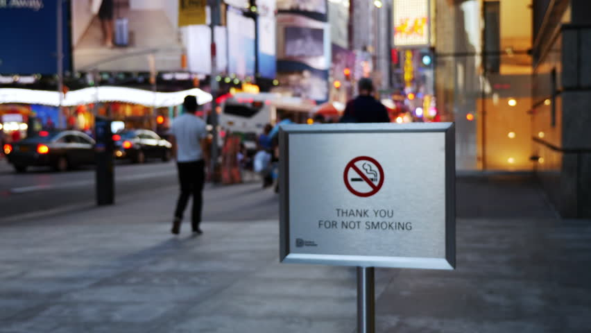 No Smoking Sign in the Stock Footage Video (100% Royalty-free) 1013918471    Shutterstock