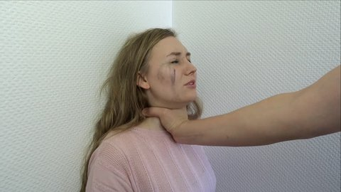 Domestic violence against a girl, woman, wife.