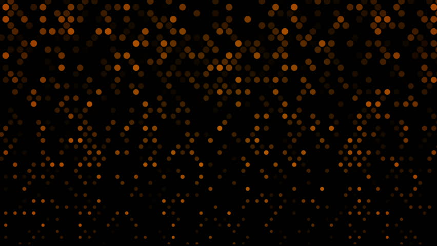 Animated background of particles. Loop animation. #1014218021