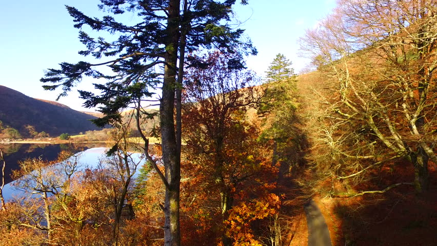 Luggala Guinness Lake