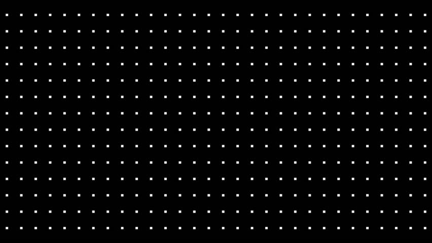 Numbers 003: A data screen of numbers flicker and shift (Loop).