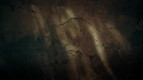 Wall background of shadows, 4k