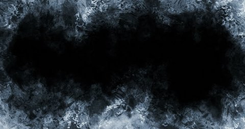 Freezing animation background. High detailed