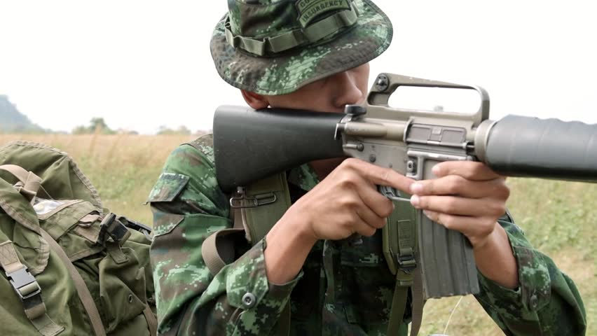 Free Assault Rifle Stock Video Footage 156 Free Downloads