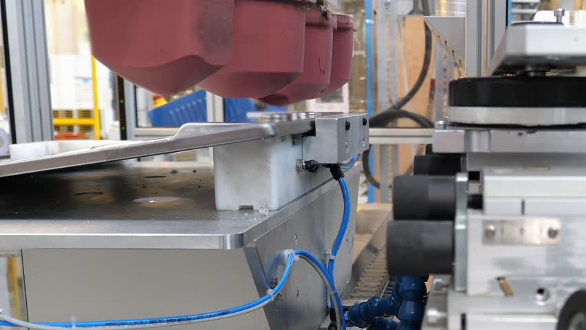 Modern Industry, Industrial Pad Printing Stock Footage Video (100%  Royalty-free) 1016040901 | Shutterstock