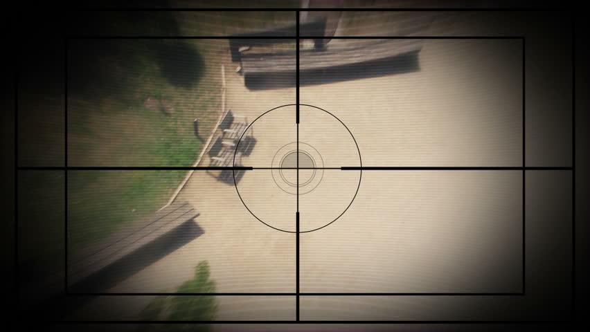 Sniper Scope | Shutterstock HD Video #10163981