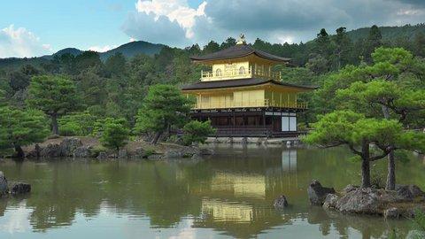 Kinkaju Ji Temple And Its Lake