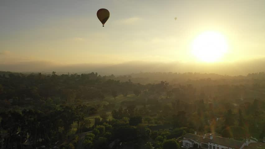 Hot Air Ballooning #1016624551
