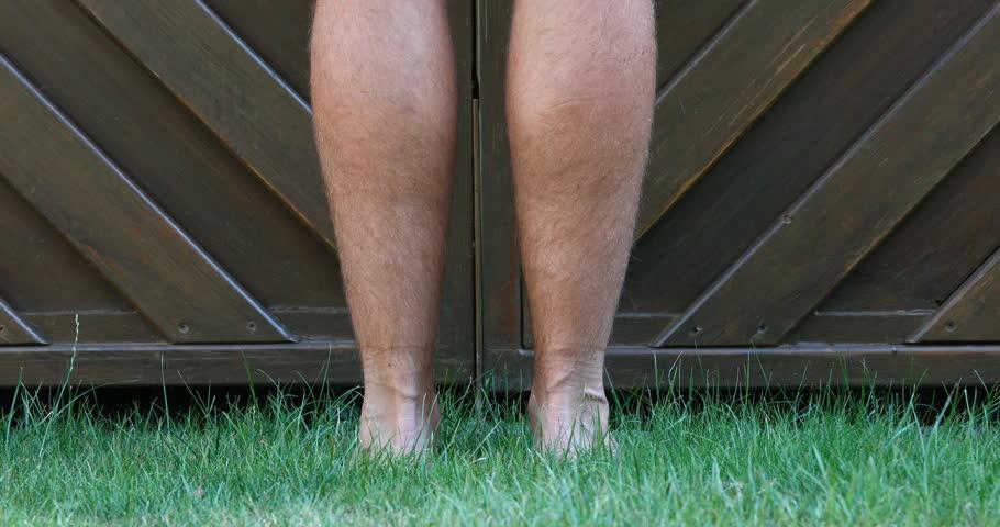 7218ff64469a Male Feet Closeup