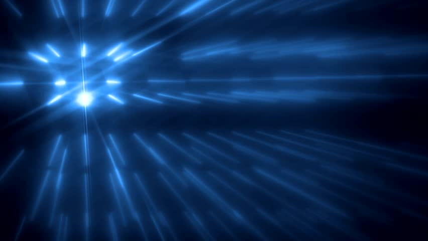 Bright beautiful blue flood lights disco background with glitter stars. Light seamless background. Seamless loop. More videos in my portfolio. | Shutterstock HD Video #10171241